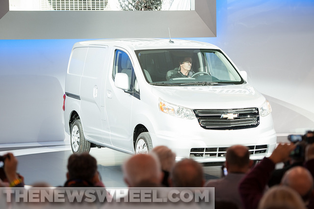 Chevy City Express Eligible for GM's Business Elite Program