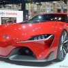 Toyota FT-1 Racing Car