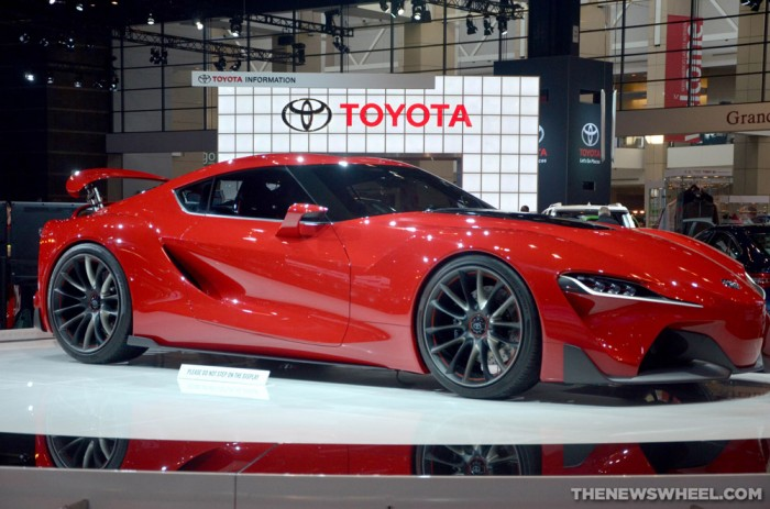 Rumor 2017 Toyota Supra To Boast 470 Horsepower The