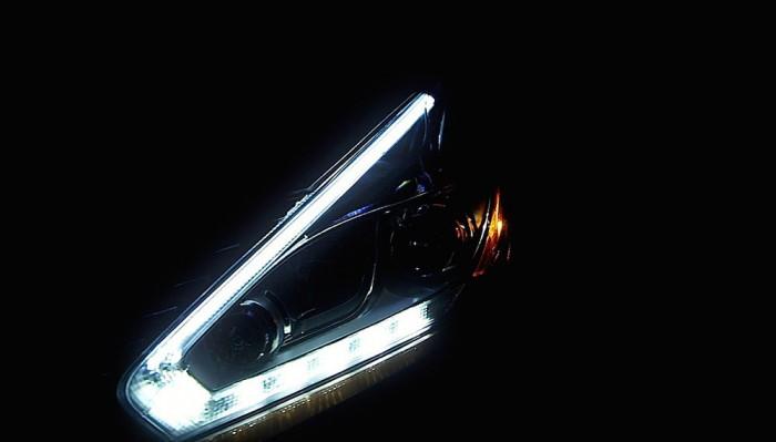 2015 Nissan Murano teaser