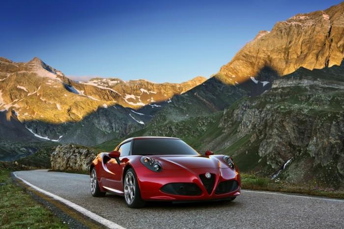 2014 Alfa Romeo 4C - Sergio Marchionne reportedly plans to make Alfa Romeo a stand-alone company.