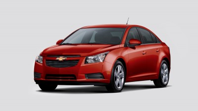 2014 Chevy Cruze -latest GM recall