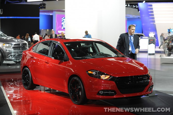 The Dodge Dart was one of seven Chrysler Group vehicles to set a July sales record, according to Chrysler Group's July 2014 sales report.