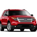 2014 Explorer NHTSA Rating
