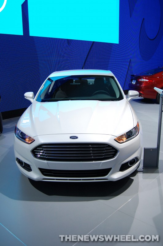 Ford Fusion - Ford all-wheel drive car sales