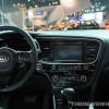 2014 Kia Optima Hybrid Overview Driver's Seat