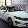 2014 Kia Optima Hybrid Overview Unveiled at the Chicago Auto Show