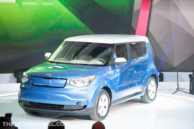 The Soul EV (overseas) will be one of the first vehicles to feature the Kia trademark sound.