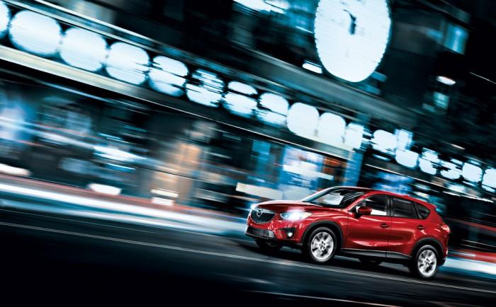 May Mazda sales