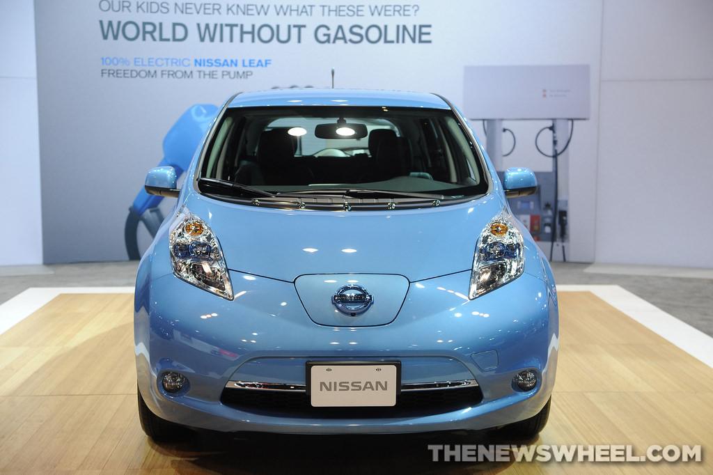 2014 Nissan LEAF domestic content