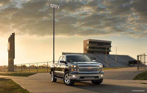 NHRA and Chevrolet Silverado