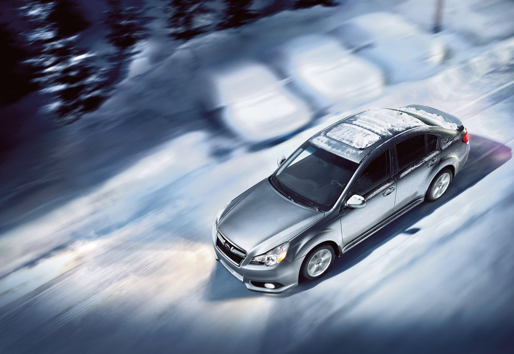 2014 Subaru Legacy Overview