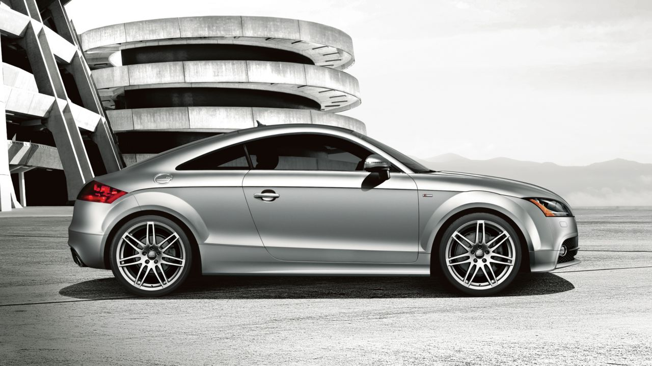 Audi's global sales could rest on the new 2014 TT Coupe