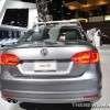 2014 Volkswagen Jetta TDI Overview: Rear