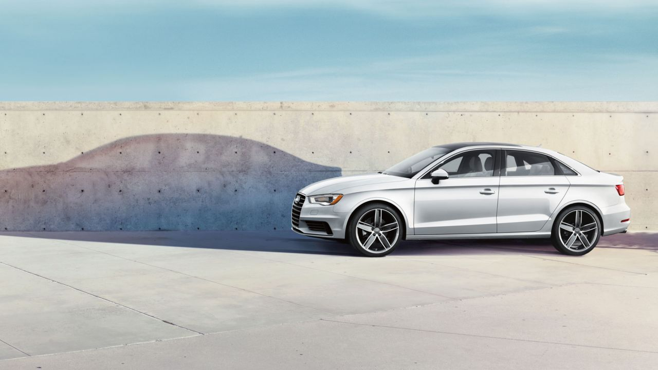 Audi's global sales could rest on the new 2015 Audi A3
