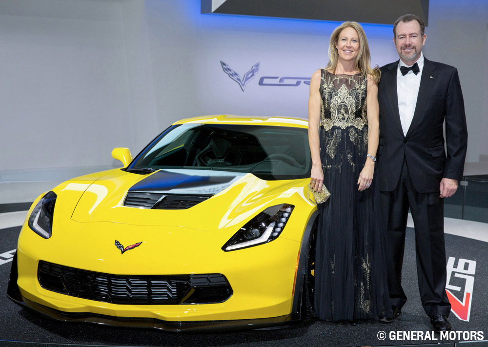 2015 Chevrolet Corvette Z06 Helps Fight Cancer The News