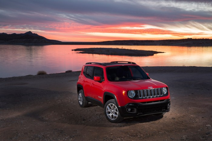 2015 Jeep Renegade launches