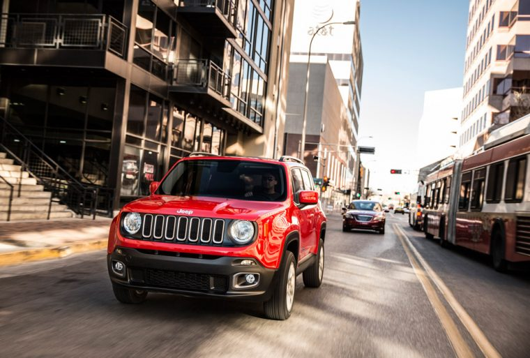 2015 Jeep Renegade design