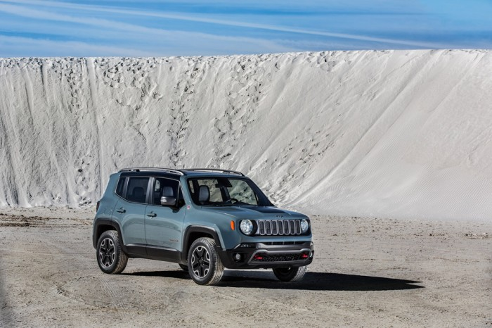 2015 Jeep Renegade Trailhawk Mopar Parts for the 2015 Jeep Renegade