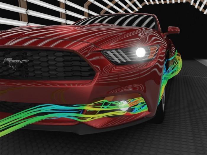 2015 Mustang Aerodynamics