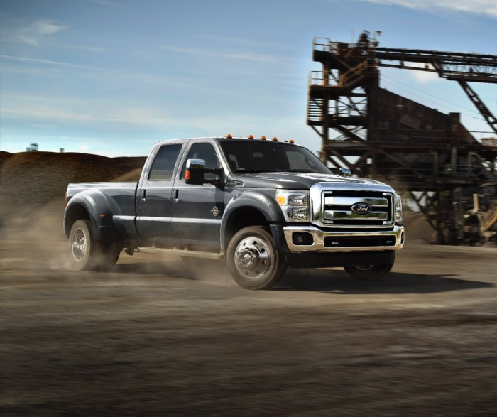 New Ford F-Series Super Duty Trucks Announced: Behold the 2015 F-450