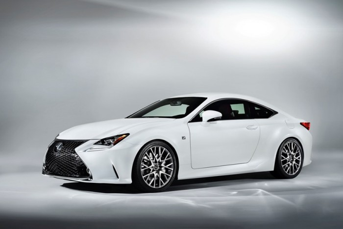 May Lexus sales
