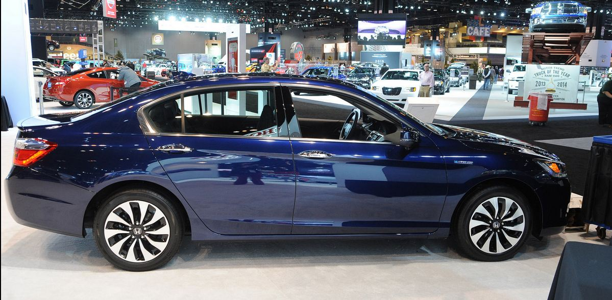 Honda Accord Most-Produced Car in America