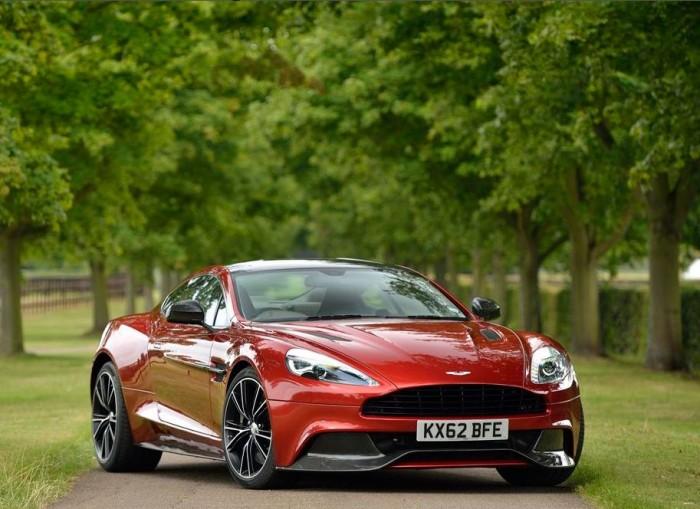 2015 Dodge Challenger SRT Hellcat Fuel Economy | Aston Martin Vanquish