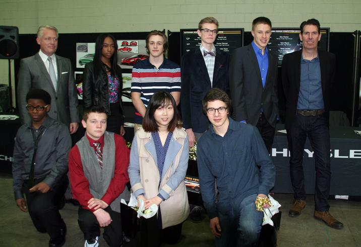 Autorama High School Design Competition Winners