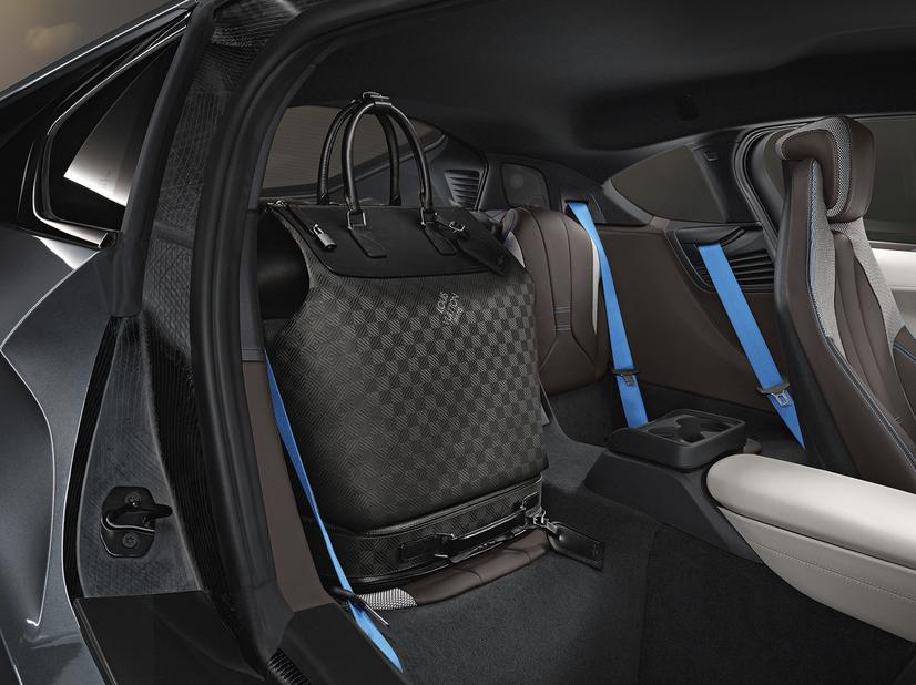 BMW And Louis Vuitton To Create I8 Inspired Luggage