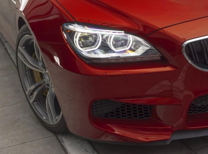 BMW M6 Horse Edition