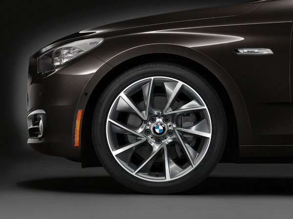 BMW Carbon Fiber Wheels