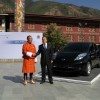 Bhutan and Nissan