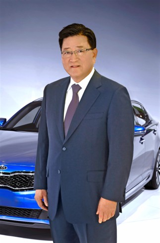 Georgia Luxury Motors >> KMA, KMMG CEO Byung Mo Ahn Named Vice Chairman of Kia ...