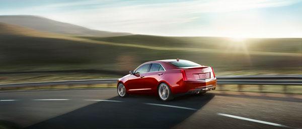 Cadillac ATS stalling