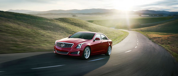 2014 Most and Least Fun to Drive List: Cadillac ATS