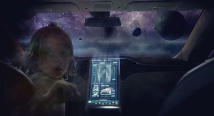 Fan-Made Tesla Model S Commercial