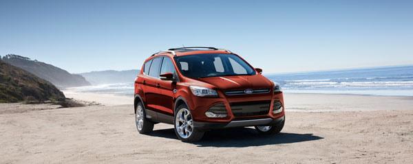Ford Recalls Escape