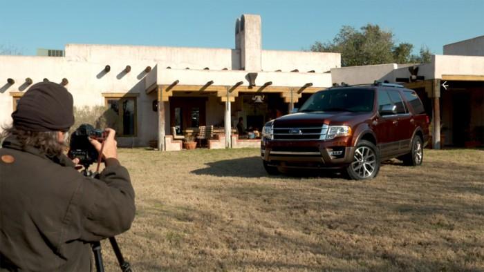 Ford and King Ranch Partnership