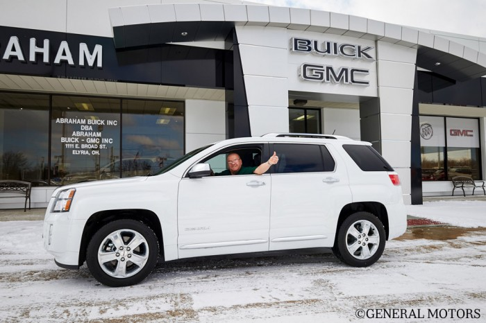 Can Gm Card Earnings Be Used On A Used Car