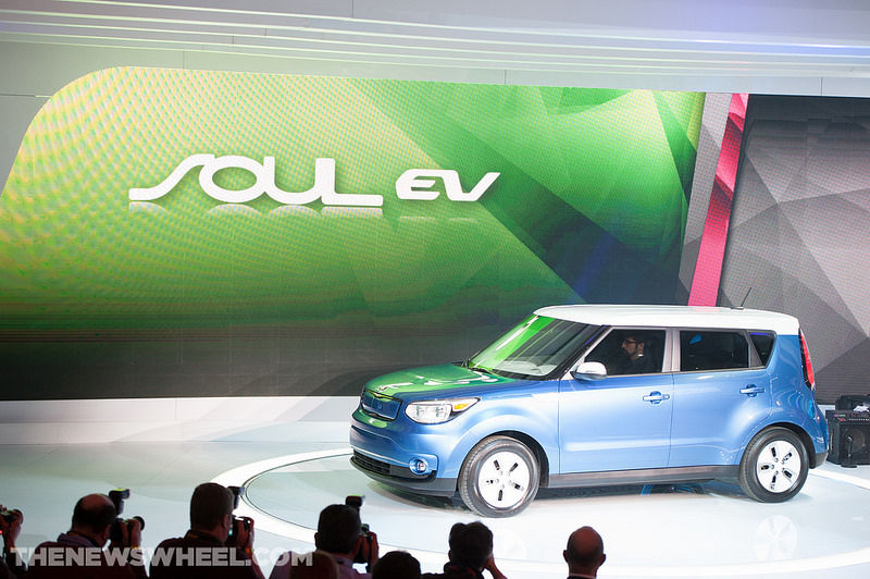 Kia's Soul EV seems to be a crowd pleaser. Is Hyundai EV in the works?