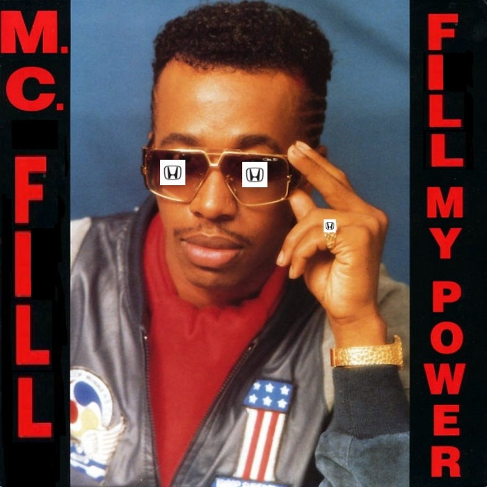 MC Hammer Feel My Power