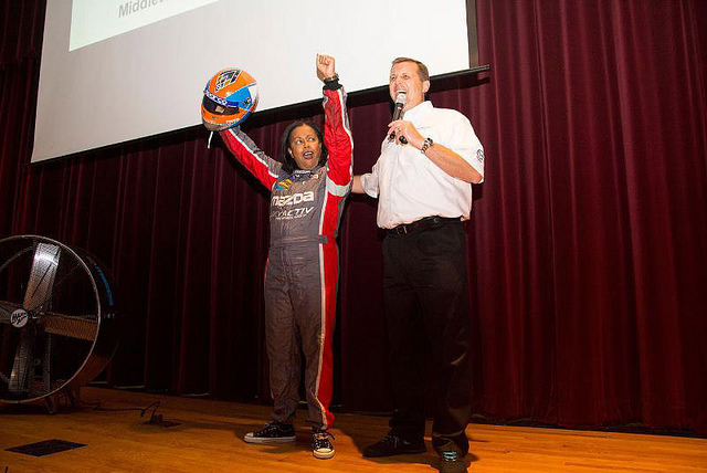 Mazda R.A.C.E. Program Inspires STEM Students
