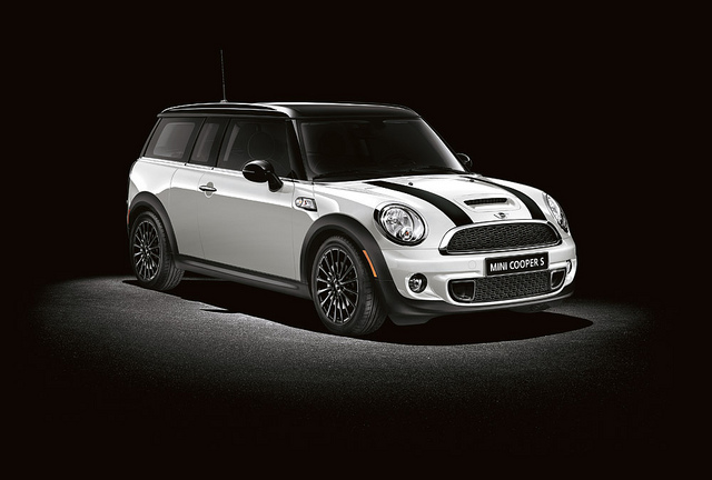 2014 Road & Track Performance Car of the Year: Mini Cooper S