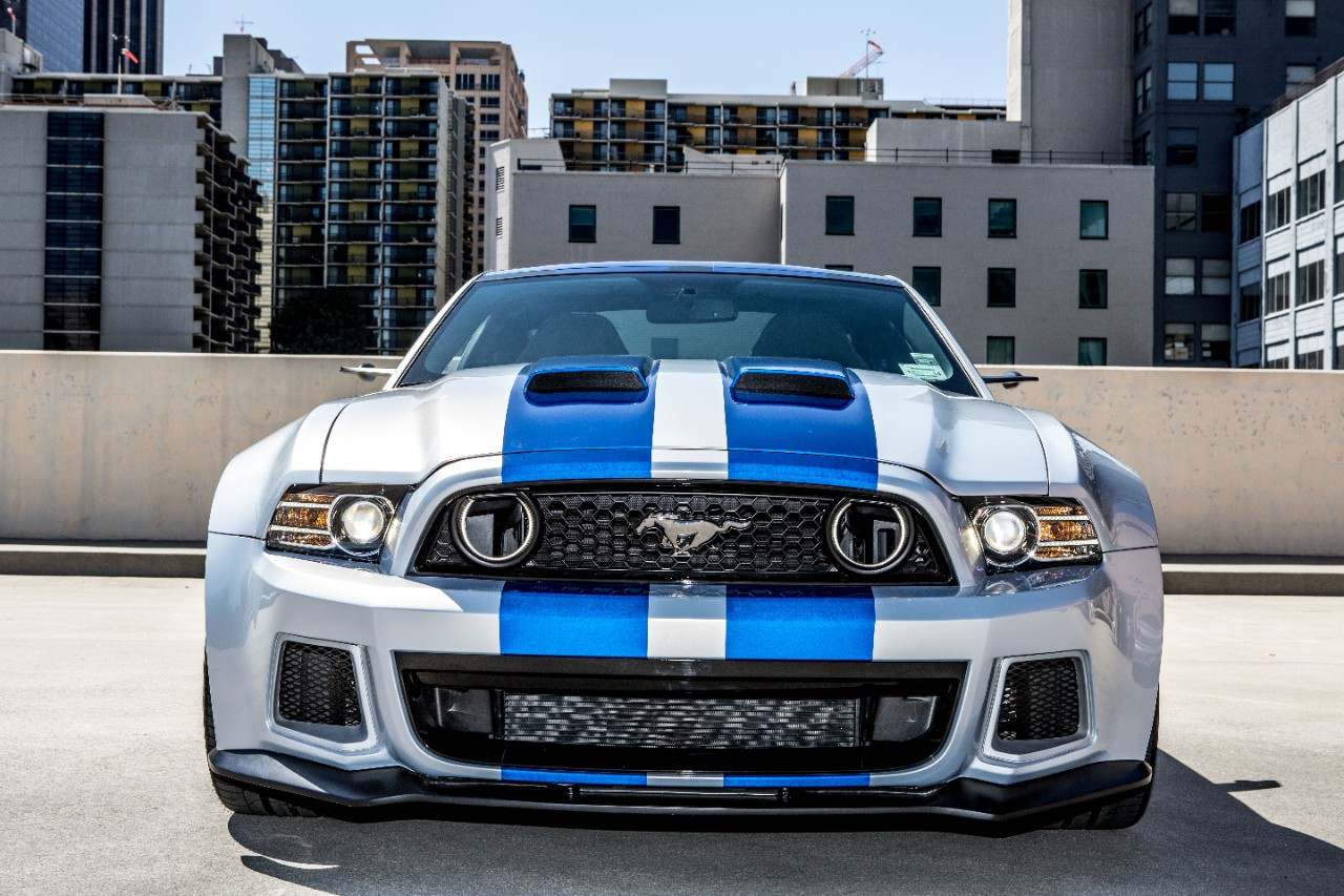 need for speed mustang commercial launches inamustang campaign the. Black Bedroom Furniture Sets. Home Design Ideas
