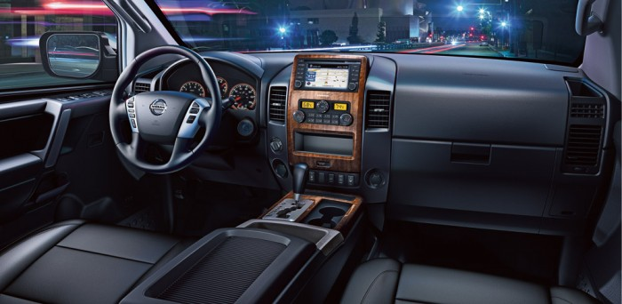 2016 nissan titan to be unveiled at naias 2015 the news. Black Bedroom Furniture Sets. Home Design Ideas