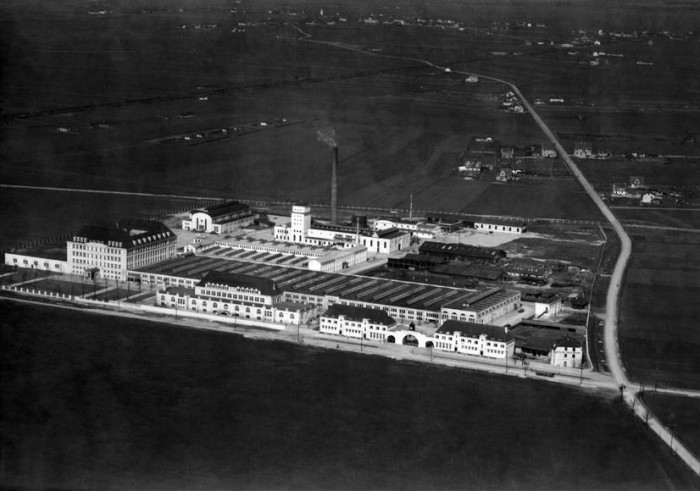 Original BMW Factory 1924