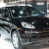 2014 Most and Least Fun to Drive List: Porsche Cayenne