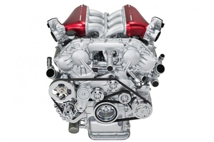 Eau Rouge Engine