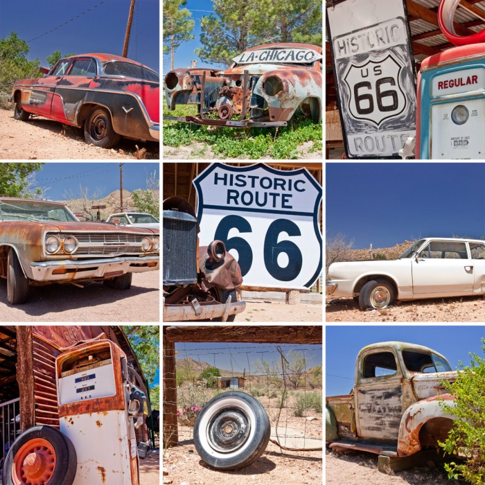 Best Road Trip Drives: Route 66